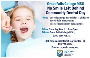 community-dental-day-flyer